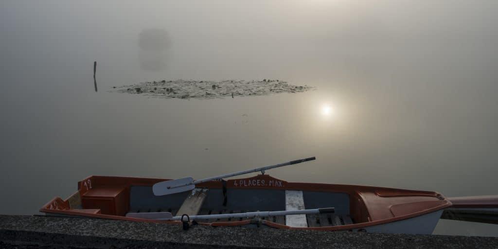 Ardres lac brume | OTPO