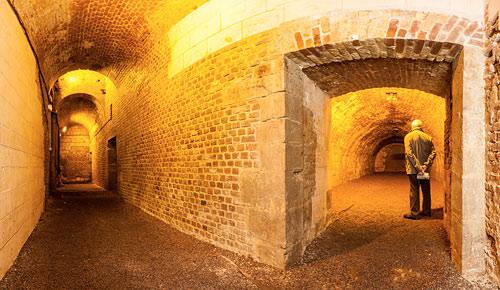 Greniers à blé souterrains Ardres | OTPO