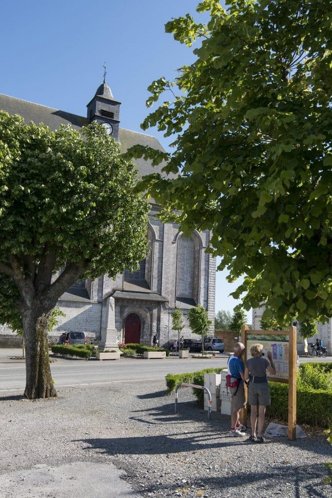 La via francigena office de tourisme pays d 39 opale - Office de tourisme de vias ...