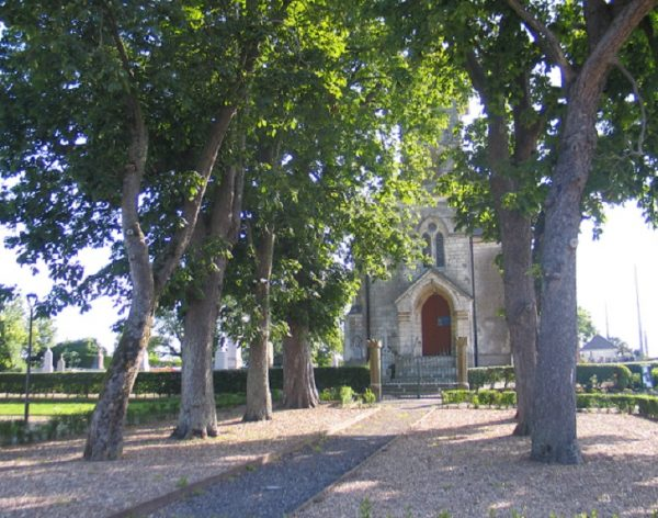 Eglise Campagne les Guînes | OTPO