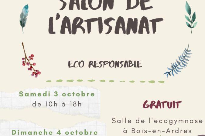 Le Salon de l'Artisanat | Bois-en-Ardres