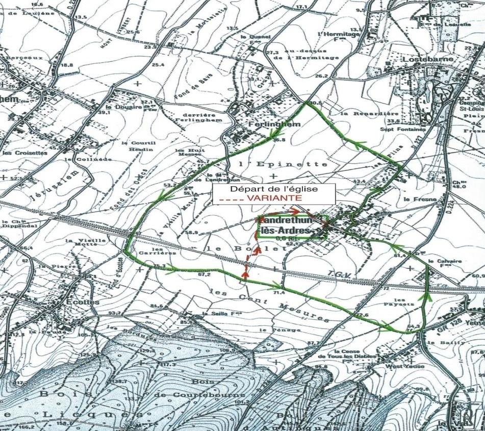 Landrethun - La Vieille Motte | OTPO