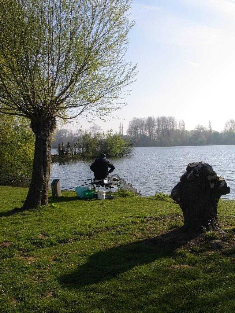 Pêche Lac d'Ardres OTPO